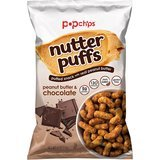 Popchips Nutter Puffs, Peanut Butter and Chocolate
