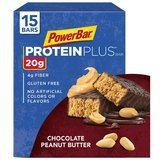 PowerBar Protein Plus 20g, Chocolate Peanut Butter