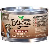 Purina Beyond Quail & Carrot Pate Recipe