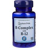 Puritan's Pride Vitamin B Complex with B-12