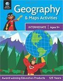 Rand McNally Geography & Maps Activities, Intermediate
