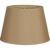 Royal Designs, Inc. Tapered Shallow Drum Hardback Lamp Shade