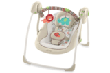Comfort & Harmony Cozy Kingdom Portable Swing