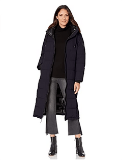 Vince Camuto Full-Length Heavyweight Coat