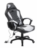 Ebern Designs Jacqueline High Back Racing Massage Gaming Chair