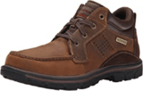 Skechers Relaxed Fit Segment Melego Chukka Boot