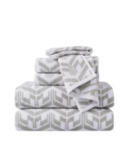 Sean John Herringbone Jacquard Towel Set