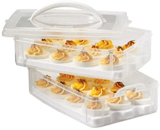 Snapware Snap N' Stack 2-Layer Egg Holder