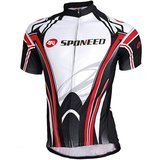 Sponeed Mens Bicycle Jersey