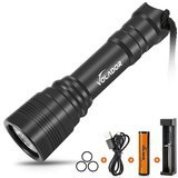 VOLADOR Diving Flashlight