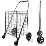 Wellmax Collapsible Cart