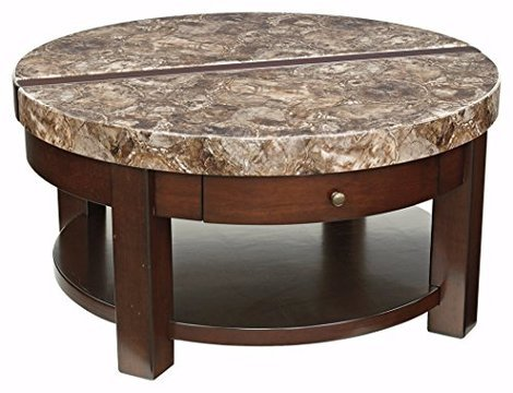 5 Best Round Coffee Tables Aug 2019 Bestreviews