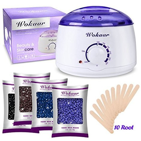 5 best at home waxing kits sept 2018 bestreviews rapid melt hair removal waxing kit solutioingenieria Choice Image