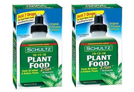 All Purpose 10 15 Plant Food Plus